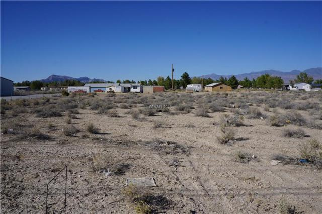 1380 W Charleston Park, Pahrump, NV 89048 (MLS #1835126) :: Trish Nash Team