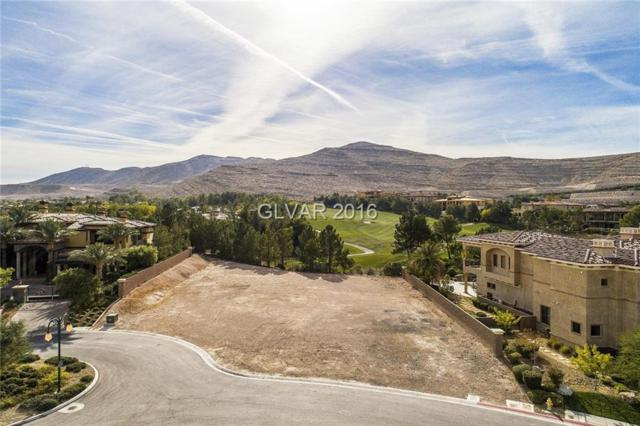 7 Cottonwood Canyon, Las Vegas, NV 89141 (MLS #1854276) :: Trish Nash Team