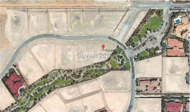 47 Olympia Canyon, Las Vegas, NV 89141 (MLS #1854855) :: Trish Nash Team