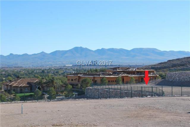 5 Oakmont Hills, Las Vegas, NV 89141 (MLS #1860353) :: Trish Nash Team