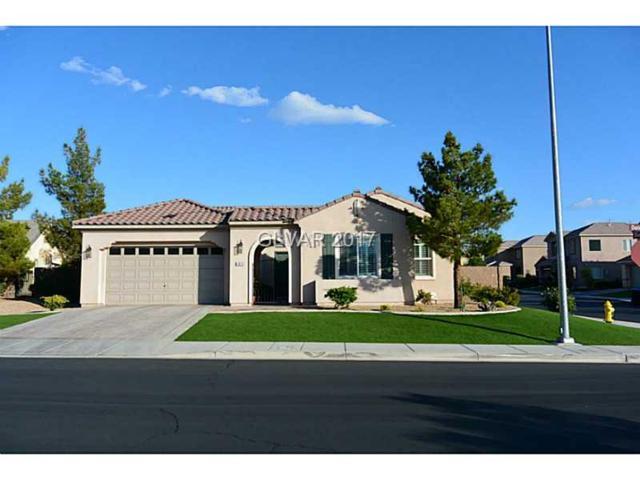 2873 Dalcross, Henderson, NV 89044 (MLS #1863533) :: Keller Williams Southern Nevada