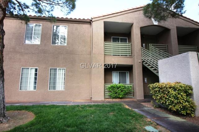 2100 Jetty Rock #106, Las Vegas, NV 89128 (MLS #1880017) :: Sennes Squier Realty Group