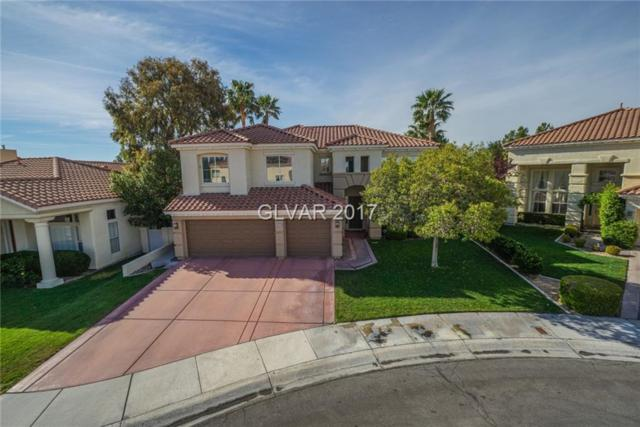 9529 Grand Canal, Las Vegas, NV 89117 (MLS #1885117) :: Realty ONE Group
