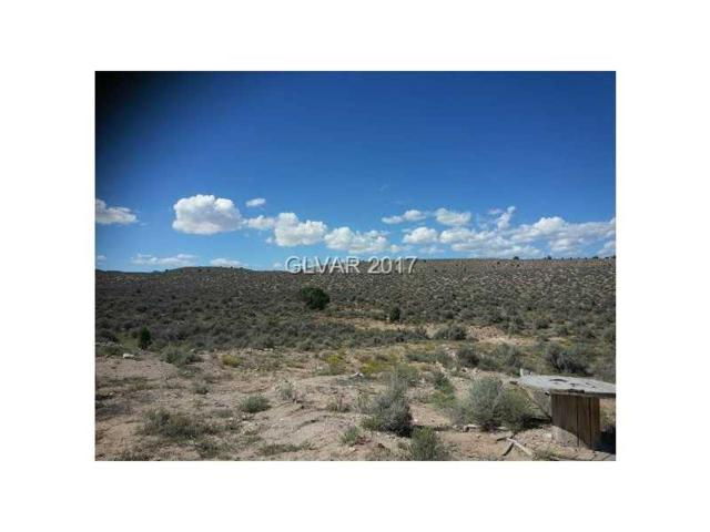 Blue Desert Trail, Caliente, NV 89008 (MLS #1901933) :: Trish Nash Team