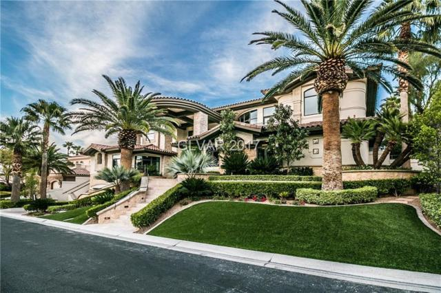 5100 Spanish Heights, Las Vegas, NV 89148 (MLS #1905498) :: The Snyder Group at Keller Williams Realty Las Vegas