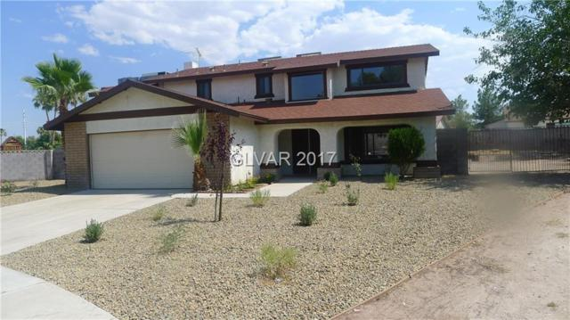 2414 El Tesoro, Henderson, NV 89014 (MLS #1907363) :: The Snyder Group at Keller Williams Realty Las Vegas