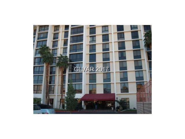 3930 Swenson #407, Las Vegas, NV 89119 (MLS #1908346) :: Trish Nash Team