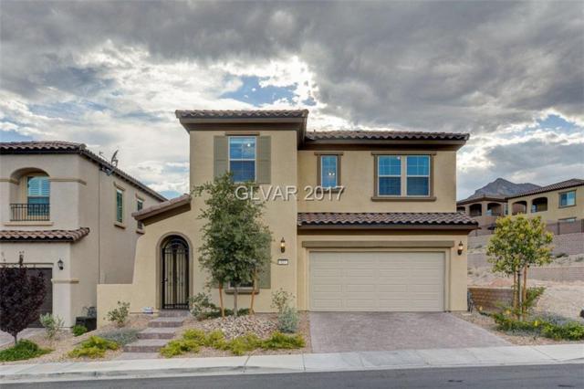 327 Evante, Las Vegas, NV 89138 (MLS #1908388) :: The Snyder Group at Keller Williams Realty Las Vegas
