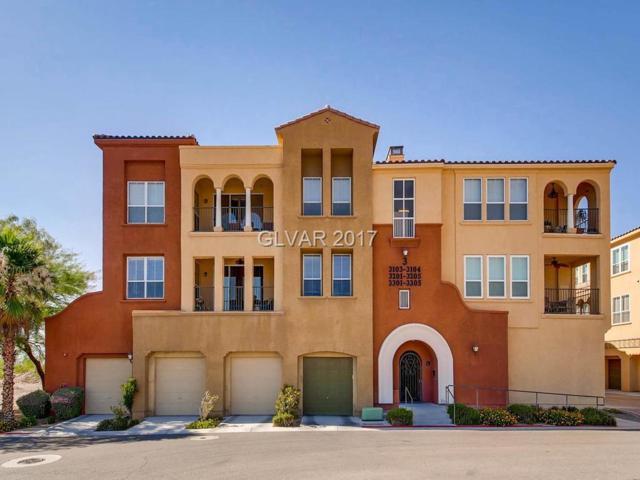 2555 Hampton #3304, Henderson, NV 89052 (MLS #1908489) :: The Snyder Group at Keller Williams Realty Las Vegas