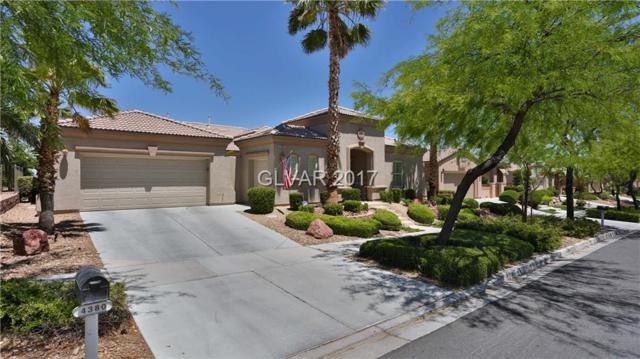 4380 Fiore Bella, Las Vegas, NV 89135 (MLS #1908635) :: The Snyder Group at Keller Williams Realty Las Vegas