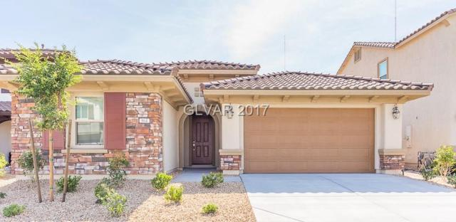 864 Via Campo Tures, Henderson, NV 89011 (MLS #1908772) :: The Snyder Group at Keller Williams Realty Las Vegas