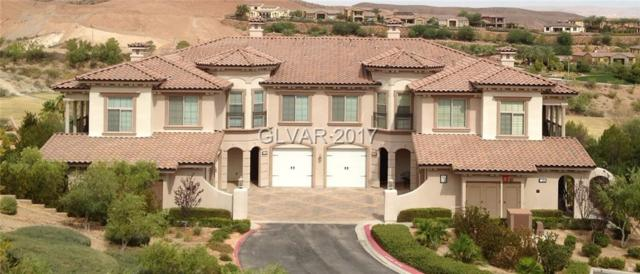 15 Via Visione #101, Henderson, NV 89011 (MLS #1910242) :: Signature Real Estate Group