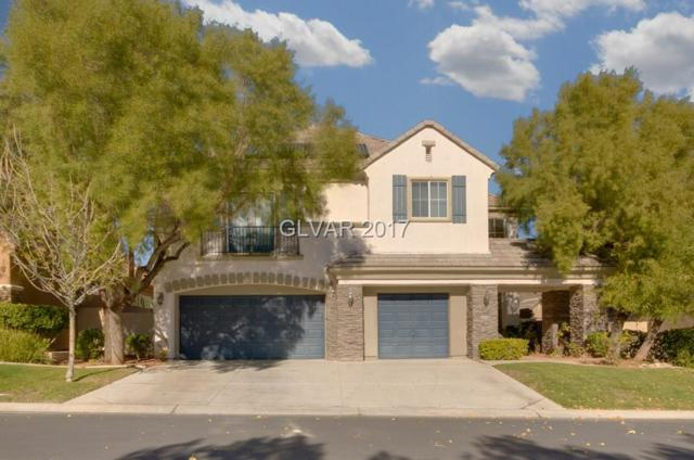 9520 Chalgrove Village, Las Vegas, NV 89145 (MLS #1910243) :: Realty ONE Group