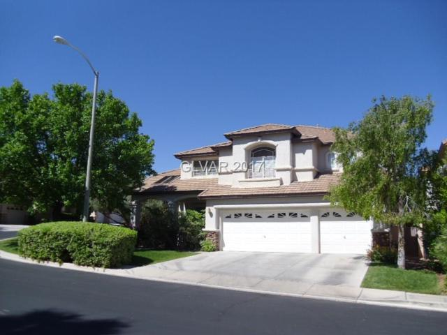 2072 Hidden Hollow, Henderson, NV 89012 (MLS #1911929) :: Realty ONE Group