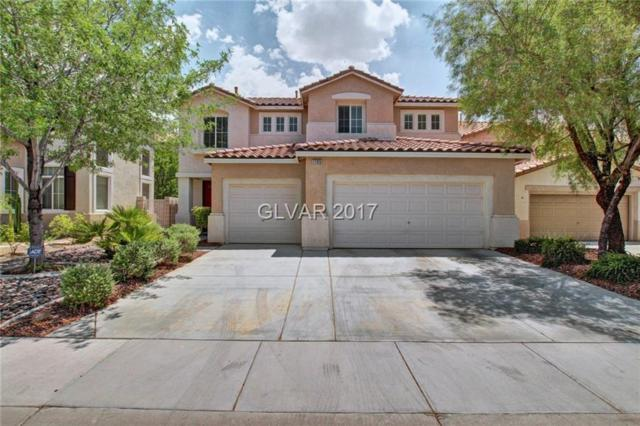 1705 Ravanusa, Henderson, NV 89052 (MLS #1911977) :: Signature Real Estate Group