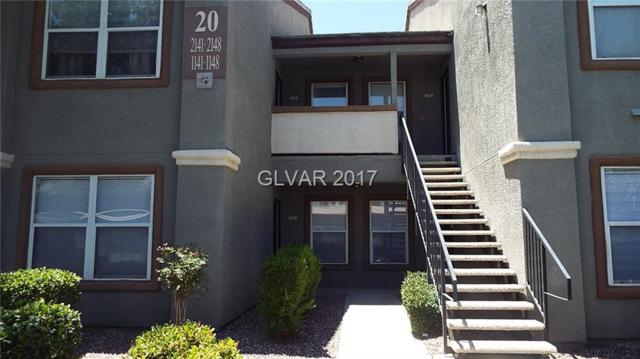 555 Silverado Ranch #2142, Las Vegas, NV 89183 (MLS #1911984) :: Signature Real Estate Group