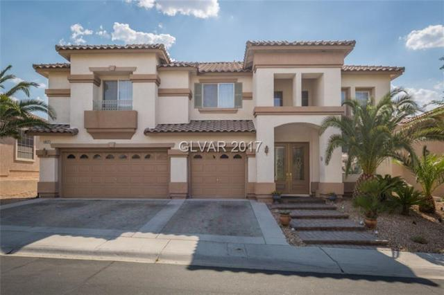 1417 Via Savona, Henderson, NV 89052 (MLS #1913341) :: Signature Real Estate Group
