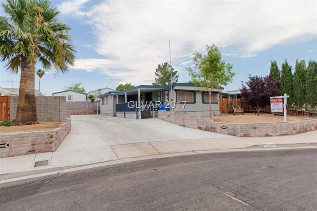 1004 La Mesa, Boulder City, NV 89005 (MLS #1913430) :: Signature Real Estate Group