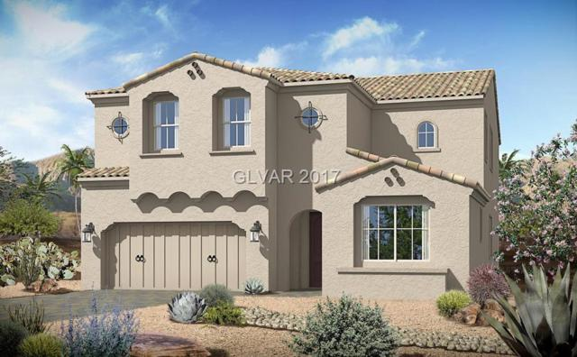 295 Via Della Fortuna, Henderson, NV 89011 (MLS #1913686) :: The Snyder Group at Keller Williams Realty Las Vegas