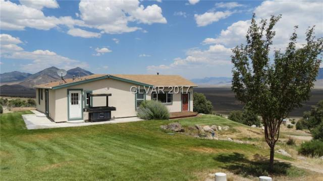 335 W 109th North Street, Ely, NV 89301 (MLS #1913943) :: The Snyder Group at Keller Williams Realty Las Vegas