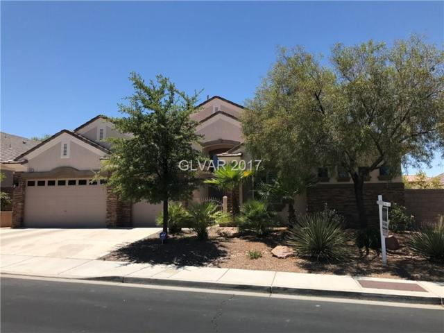 1389 Romanesca, Henderson, NV 89052 (MLS #1914313) :: Signature Real Estate Group