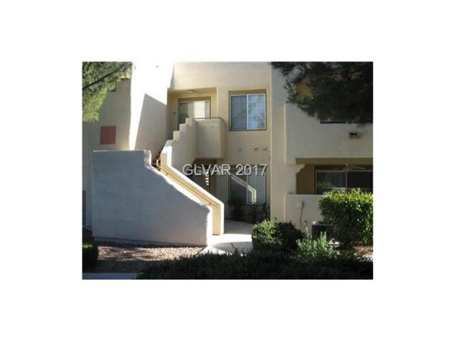 1901 High Valley #105, Las Vegas, NV 89128 (MLS #1914519) :: Signature Real Estate Group