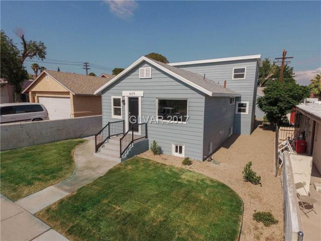 609 M, Boulder City, NV 89005 (MLS #1914591) :: Signature Real Estate Group