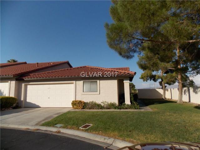 432 Columbia, Boulder City, NV 89005 (MLS #1915135) :: Signature Real Estate Group