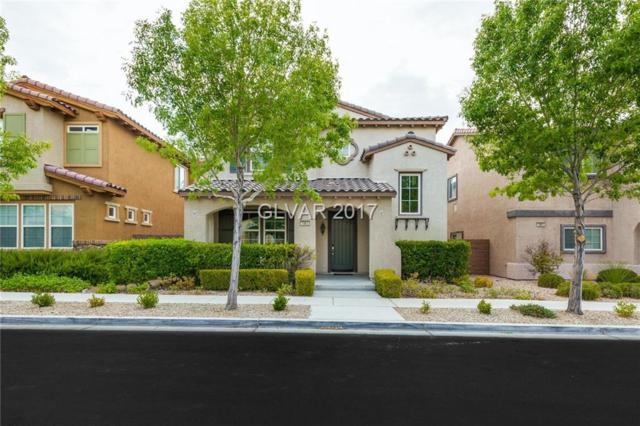 1863 Via Delle Arti, Henderson, NV 89044 (MLS #1915301) :: Realty ONE Group