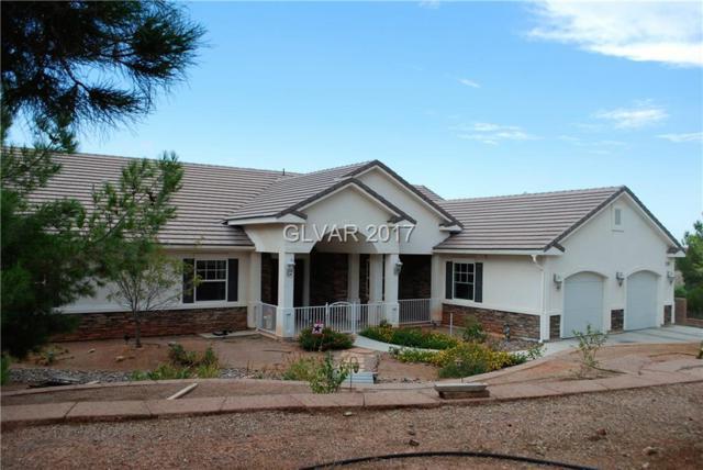 1437 San Felipe, Boulder City, NV 89005 (MLS #1915352) :: Signature Real Estate Group