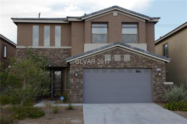8190 Minots Ledge, Las Vegas, NV 89147 (MLS #1915739) :: Signature Real Estate Group