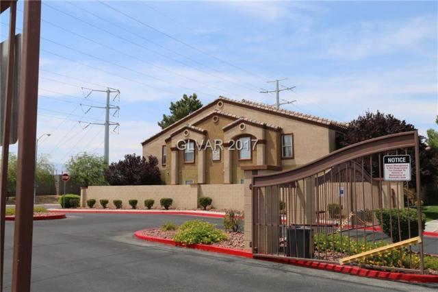 5055 Hacienda #1083, Las Vegas, NV 89118 (MLS #1915771) :: Trish Nash Team