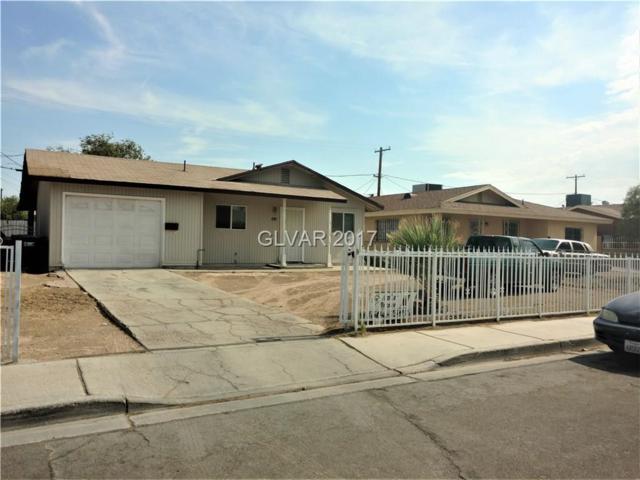 3312 Tabor, North Las Vegas, NV 89030 (MLS #1915827) :: Realty ONE Group