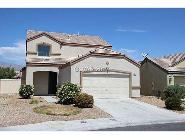 612 Blackbird Knoll, North Las Vegas, NV 89084 (MLS #1915927) :: Realty ONE Group