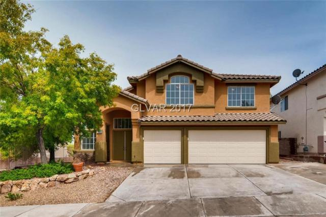 1026 Secluded Acres, Henderson, NV 89002 (MLS #1916413) :: Signature Real Estate Group
