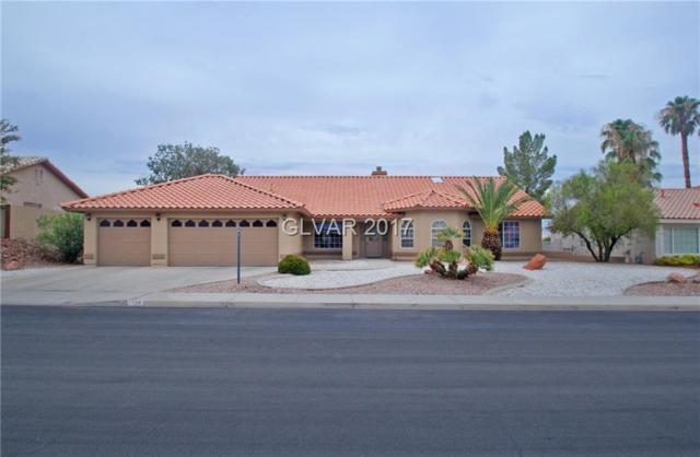 1108 Calico Ridge, Henderson, NV 89011 (MLS #1916423) :: Signature Real Estate Group