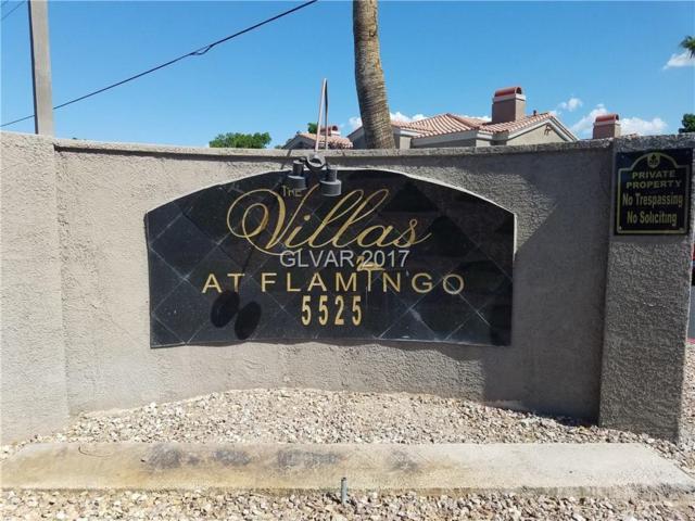 5525 Flamingo #2007, Las Vegas, NV 89103 (MLS #1916525) :: Trish Nash Team