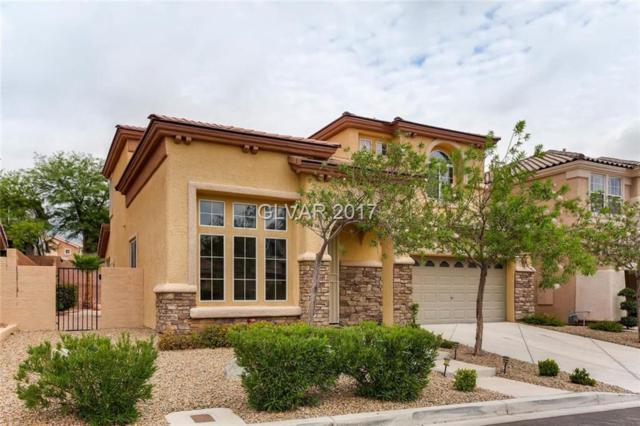 11752 Via Esperanza, Las Vegas, NV 89138 (MLS #1916969) :: Realty ONE Group