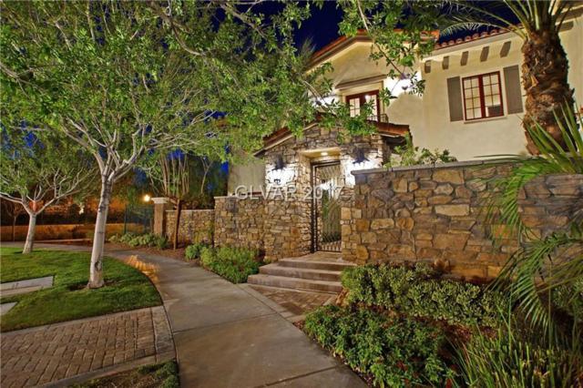 18 Park Meadow, Las Vegas, NV 89141 (MLS #1917427) :: Realty ONE Group