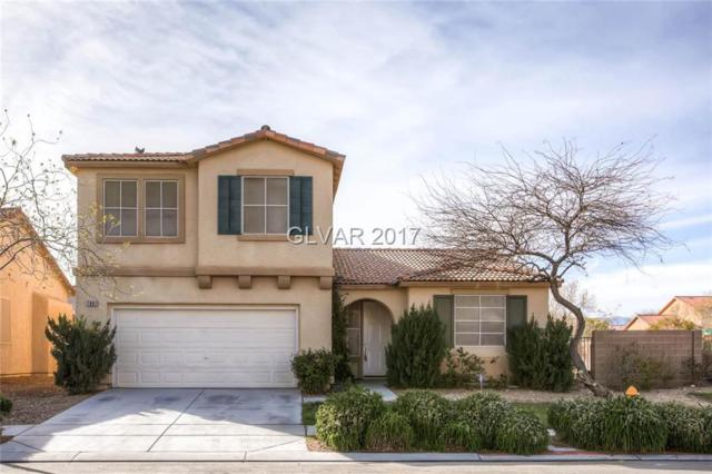 7861 Mohican Canyon, Las Vegas, NV 89113 (MLS #1917564) :: Realty ONE Group