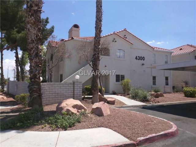 4300 Lake Mead #102, Las Vegas, NV 89108 (MLS #1917630) :: Keller Williams Southern Nevada