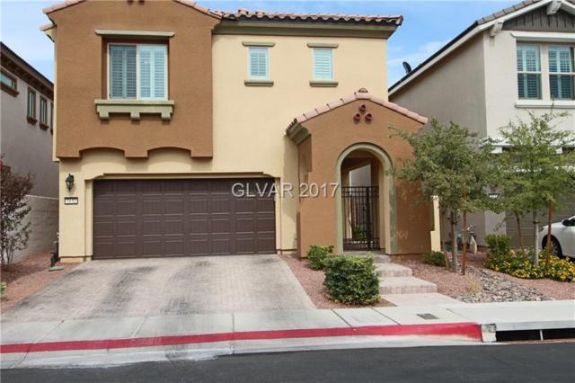 2132 Solvang Mill, Las Vegas, NV 89135 (MLS #1917632) :: Realty ONE Group