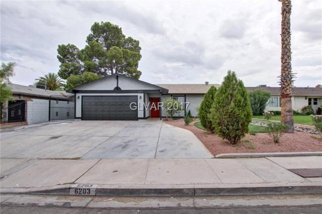 6203 Churchfield, Las Vegas, NV 89103 (MLS #1917703) :: Realty ONE Group
