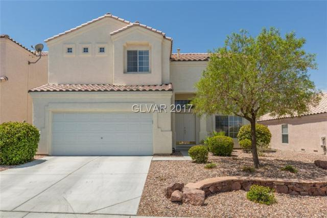 1537 Dusty Canyon, Henderson, NV 89052 (MLS #1917936) :: Realty ONE Group