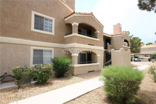 5260 Mission Monterey #201, Las Vegas, NV 89107 (MLS #1917942) :: Sennes Squier Realty Group