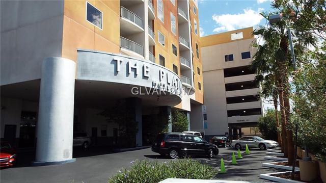 211 Flamingo #1418, Las Vegas, NV 89169 (MLS #1922168) :: Trish Nash Team