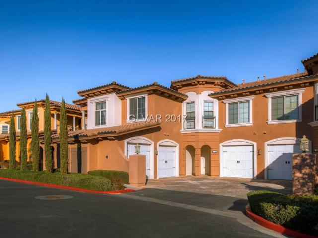 25 Via Visione #201, Henderson, NV 89011 (MLS #1923567) :: Trish Nash Team