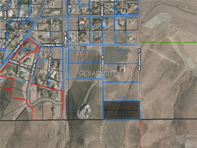 0 Arrowhead, Henderson, NV 89002 (MLS #1924252) :: The Snyder Group at Keller Williams Realty Las Vegas