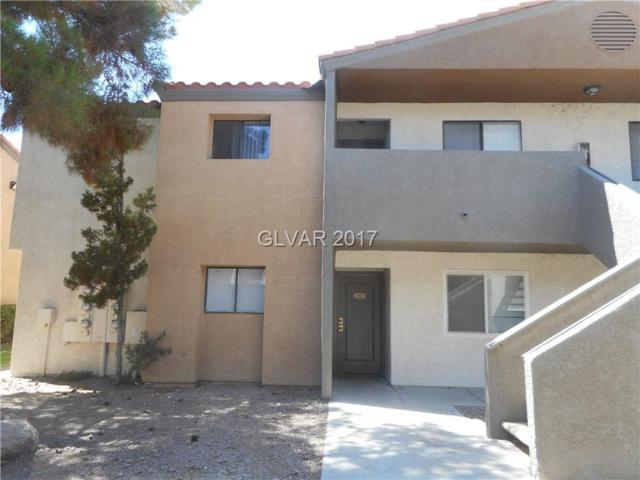 3151 Soaring Gulls #1197, Las Vegas, NV 89128 (MLS #1924576) :: Realty ONE Group