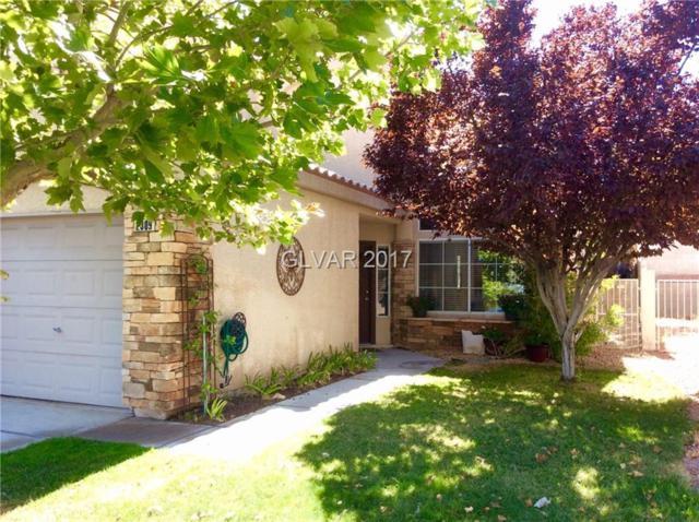 2309 Bloomington, Las Vegas, NV 89134 (MLS #1924765) :: The Snyder Group at Keller Williams Realty Las Vegas